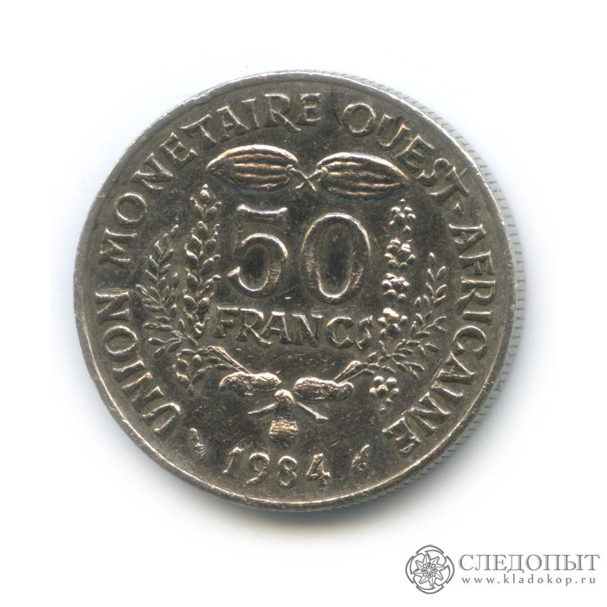 50 франков 1984 (Центральная Африка (BEAC))