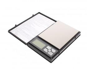 Весы цифровые Notebook 500г x0,01г