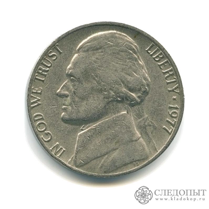 5 центов 1977 года цена монета матрона московская цена где купить