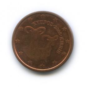 5 центов 2008 года (Регулярный выпуск)— Кипр