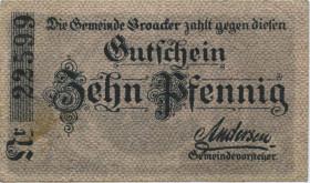 10 пфеннигов 1918 года— Германия (гутшайн)