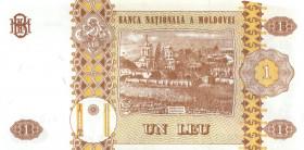 1 лей 2006 - Молдова ПРЕСС