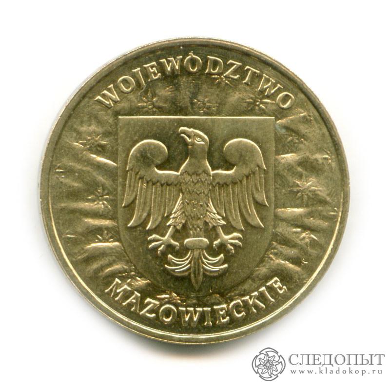 2 злотых мазовецкое воеводство монета англичан