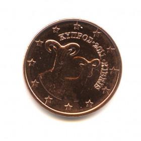 5 центов 2011 года (Регулярный выпуск) — Кипр