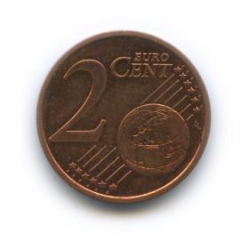 2 цента 2014 года (Регулярный выпуск)— Латвия