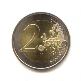 2 евро 2011 года (Регулярный выпуск) — Словакия