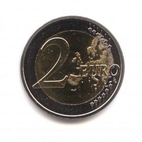 2 евро 2014 - Рига - Латвия UNC