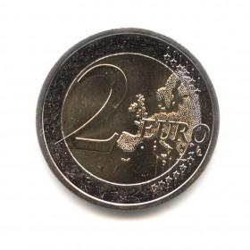 2 евро 2009 — 10-летие монетарной политики ЕС (EMU) ивведения евро — Словакия