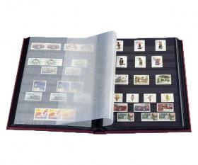Уникальные кляссер для марок 2 euro фото