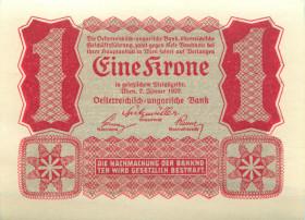 1 крона 1922 года - Австрия