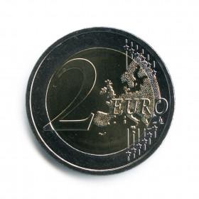 2 евро 2009 — 20 лет Бархатной Революции (Юбилейная монета) — Словакия