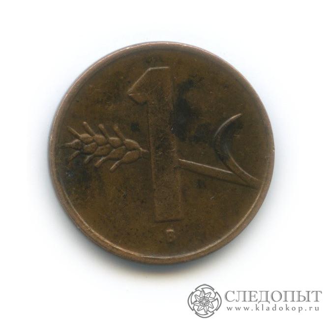 1 раппен 1949 (Швейцария)