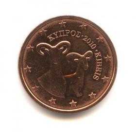2 цента 2010 года (Регулярный выпуск) — Кипр