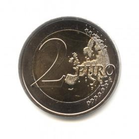 2 евро 2013 -1150-летие прихода Константина и Мефодия в Великую Моравию - Словакия