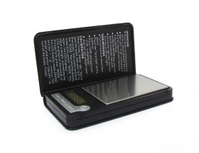 Весы электронные, карманные, «Блокнот» 100гр / 0.01гр